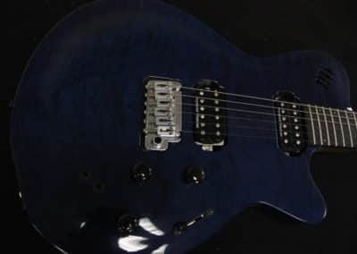 Godin LGX Dark Blue