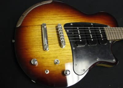 New Orleans Guitars Model-8 Sunburst – New